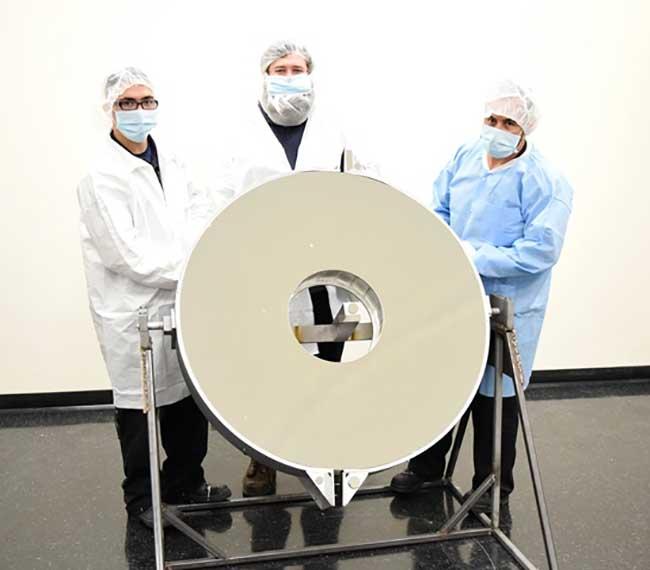 newport thin film lab large optics