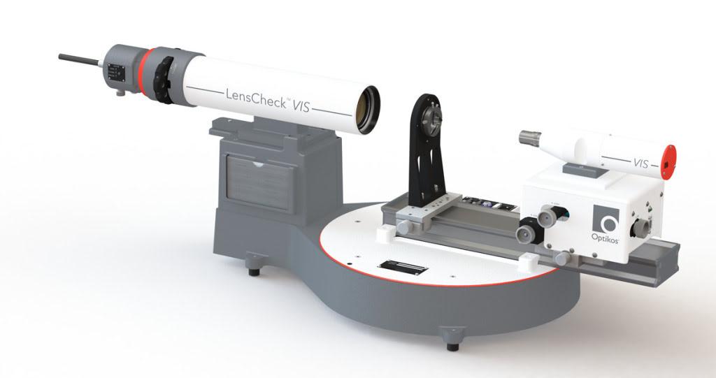 Optikos Lenscheck