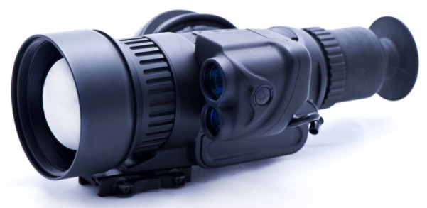thermal imaging scope from OPTIX