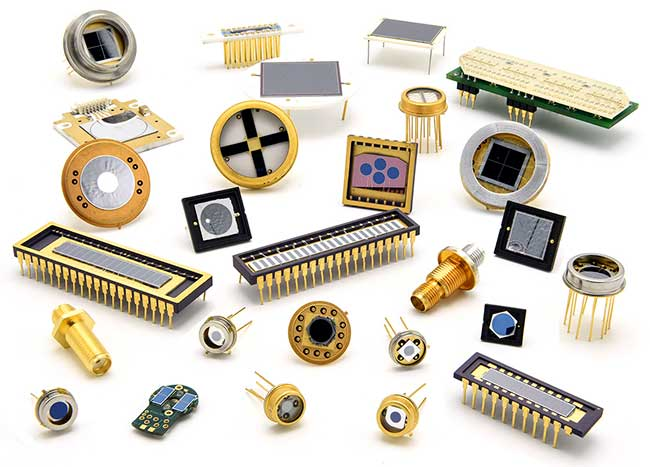photodiodes from opto diode