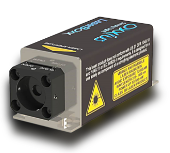 laser diode module from Oxxius