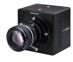 Photron USA Fastcam Mini camera