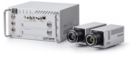Photron USA Fastcam Multi Camera system