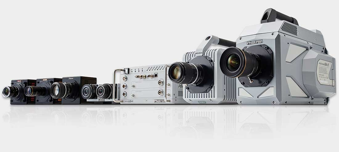 cameras by photron