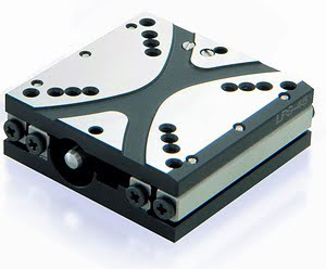 precision positioning stages from PI Physik Instruments LP