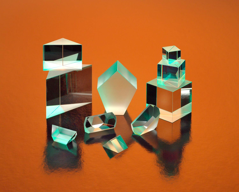 PG&O Beamsplitter Cubes