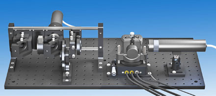 laser applications from Quantum Northwest
