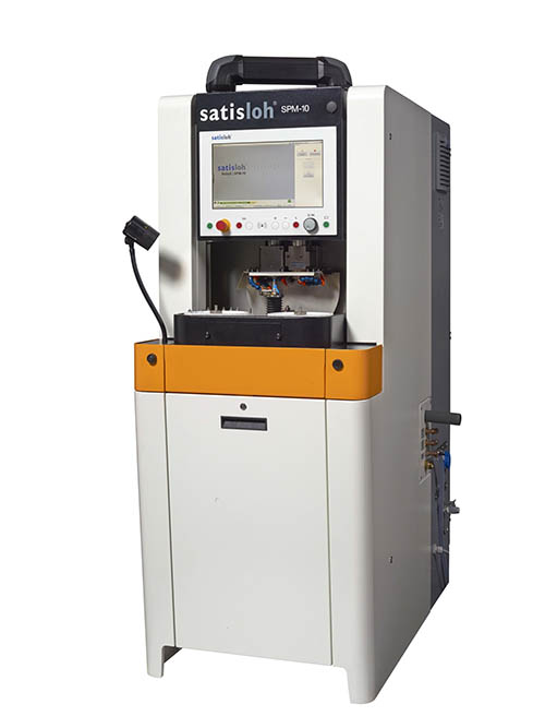 Satisloh optical machinery