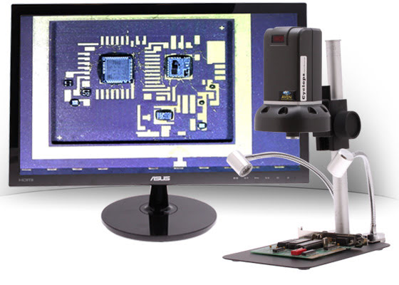 Aven Cyclops digital microscope