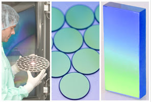 filters and gratings by spectrogon