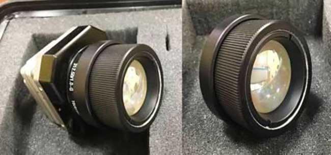 syntec optics infrared optics