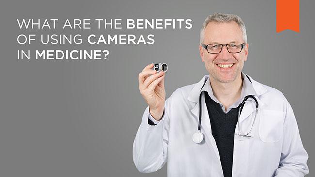Basler benefits of cameras in medicine