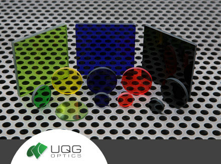 Filters from UQG Optics Ltd.