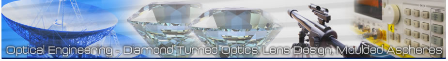 optical engineering and diamond-turned optics from B-Con Engineering