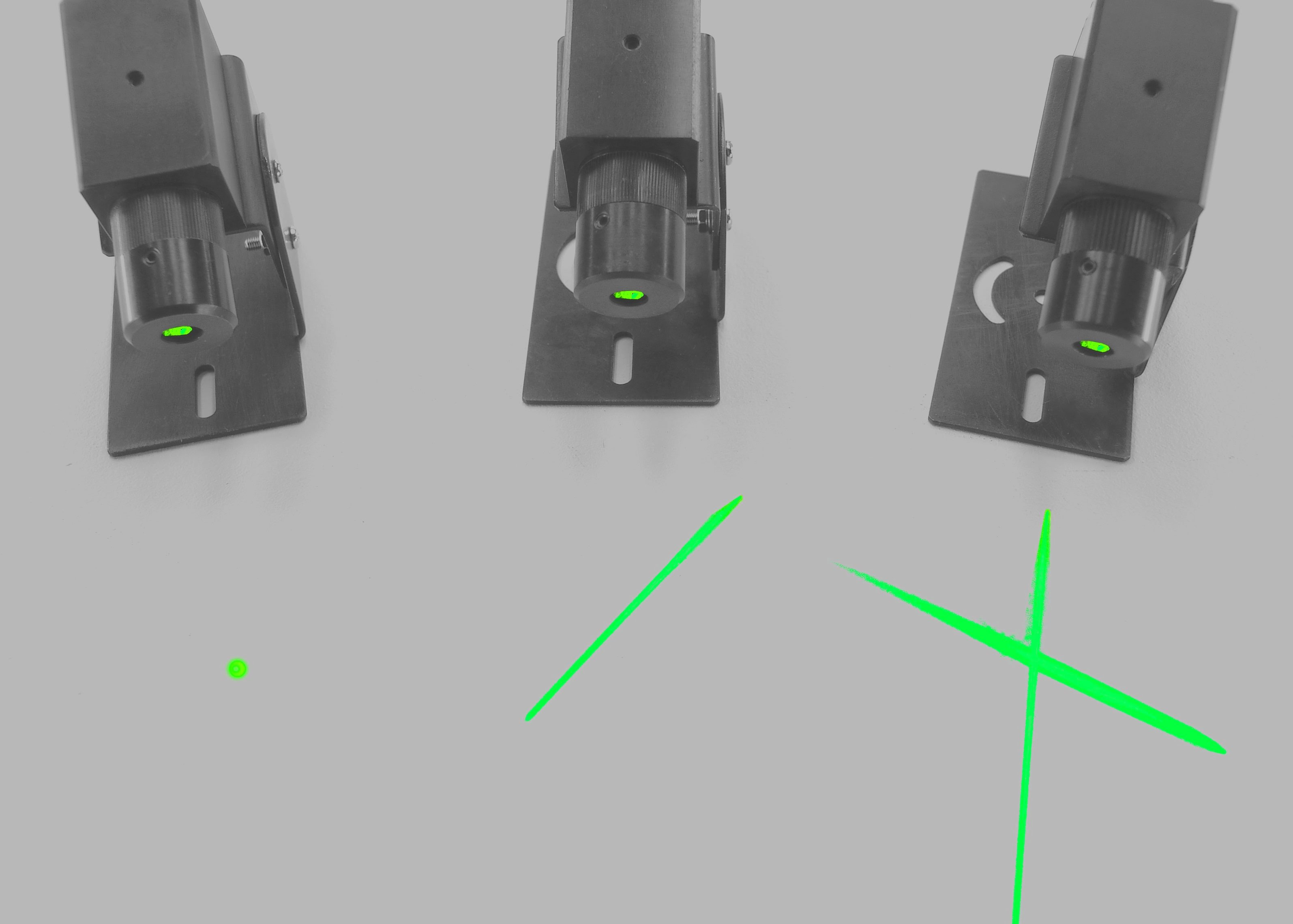 Alignment Lasers from Laserglow