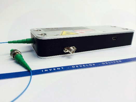 OEWaves 2-micron laser