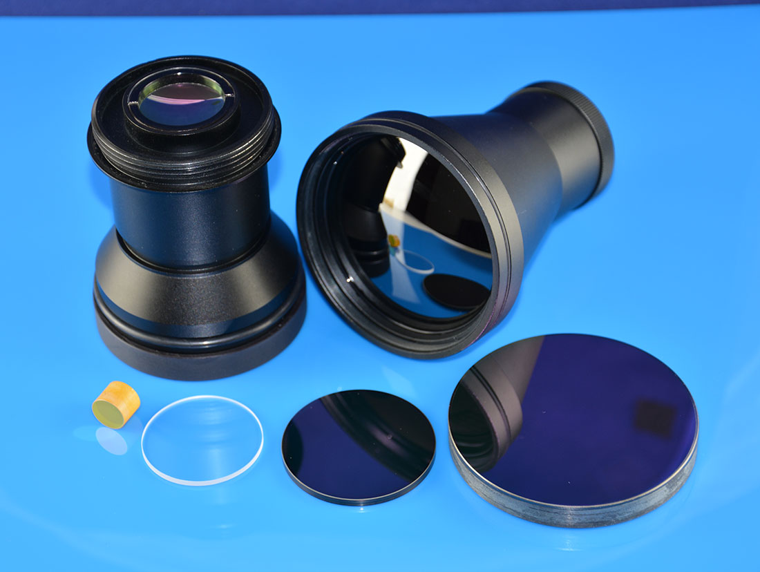 infrared optics from hangzhou shalom eo