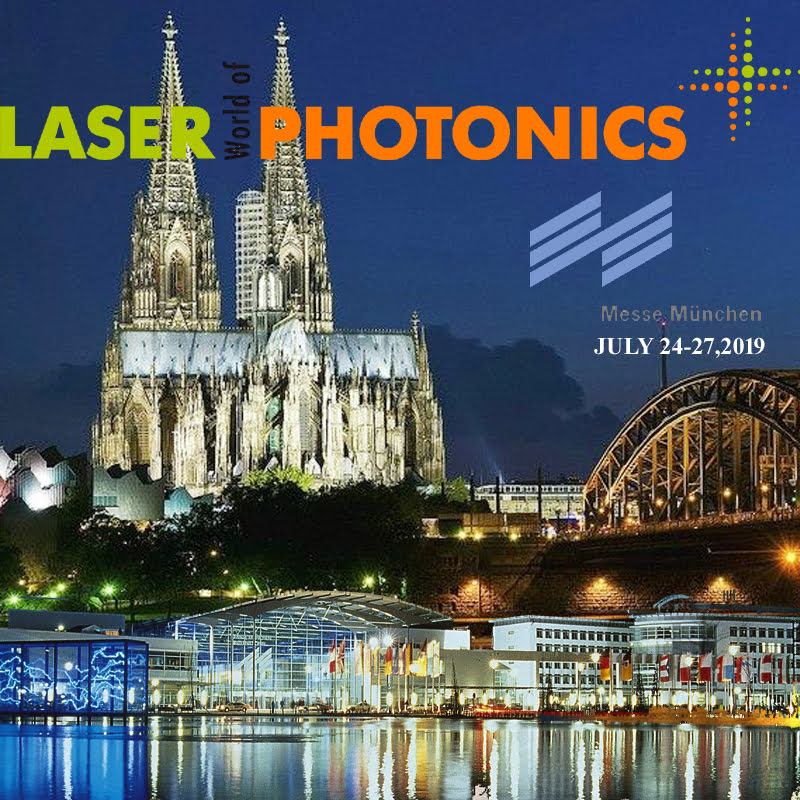 BRD Optical will be at LASER World of Photonics Munich