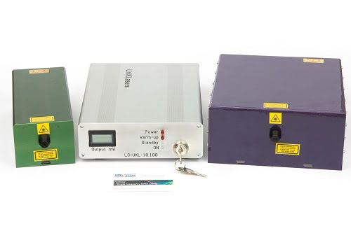 Green UV Controller from UnikLasers