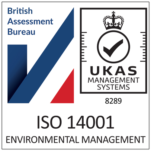 Knight Optical ISO 14001 Certificate