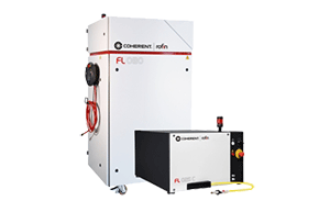 coherent industrial fiber and diode lasers