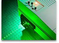 Continuum nanosecond lasers