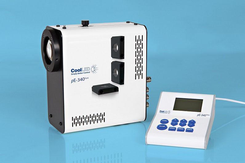 pE-340fura LED Illuminator from CoolLED