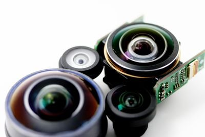 fisheye lens from Hyperion Optics