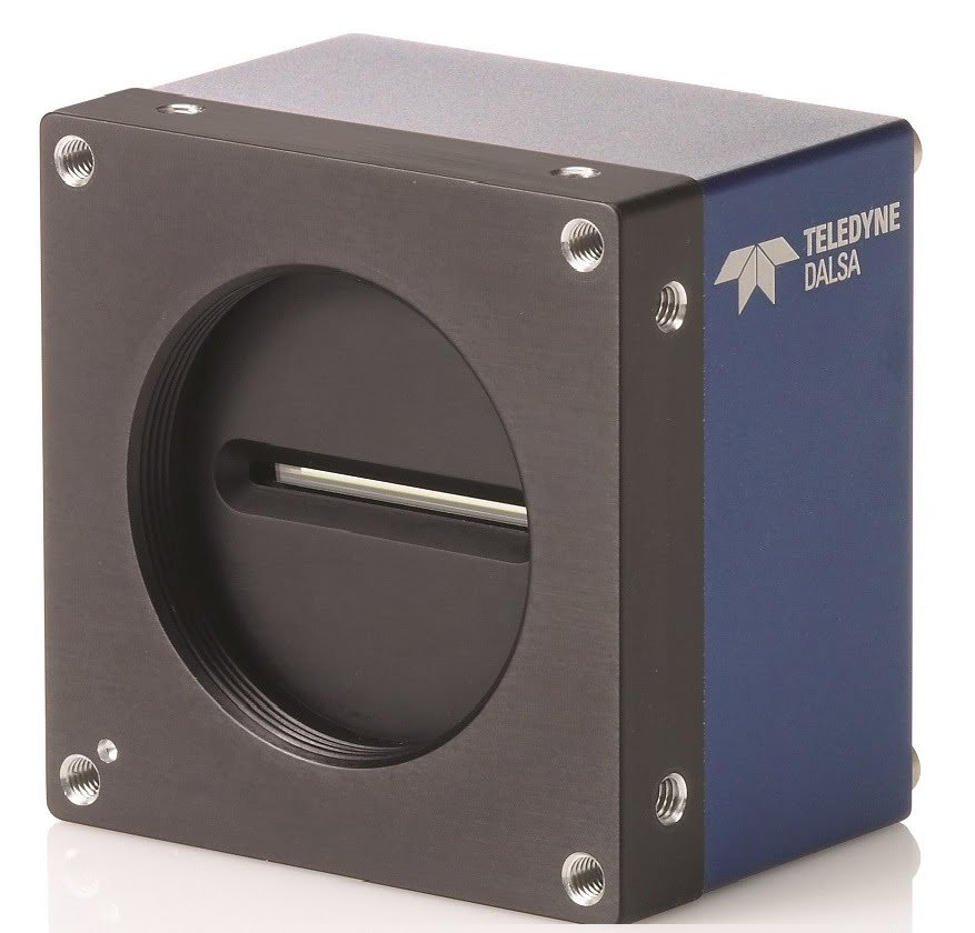 Linea GigE from Teledyne Dalsa