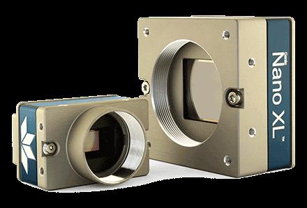 Teledyne Dalsa - Nano Group GigE Cameras
