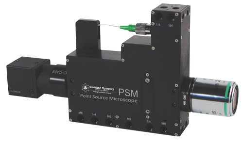 Point Source Microscope by Davidson Optronics