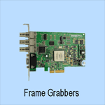frame grabbers by EPIX