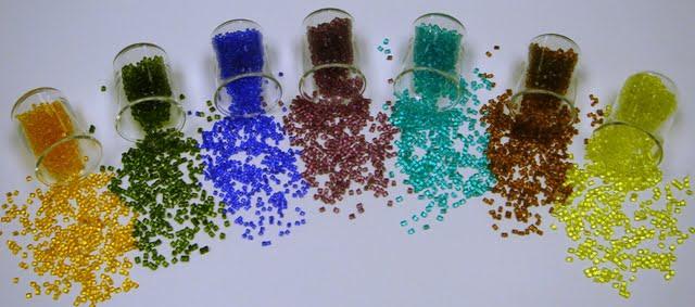 Epolin formulated dye pellets