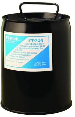 diffusion pump fluids from Fil-Tech