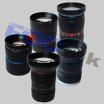 Lenses by FocTek