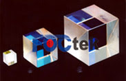 FocTek nonpolarizing beam splitters