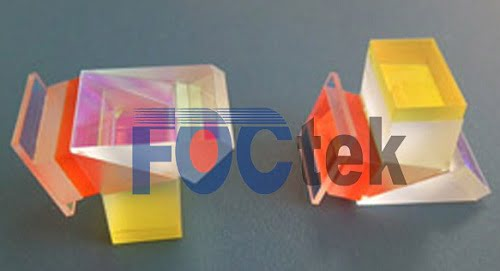 prisms from FocTek