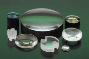 IRD Glass spherical