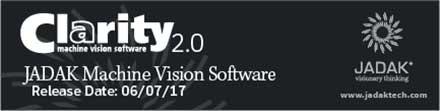 Jadak Clarity Software