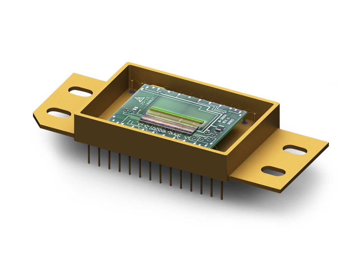 laser components x ingaas detector
