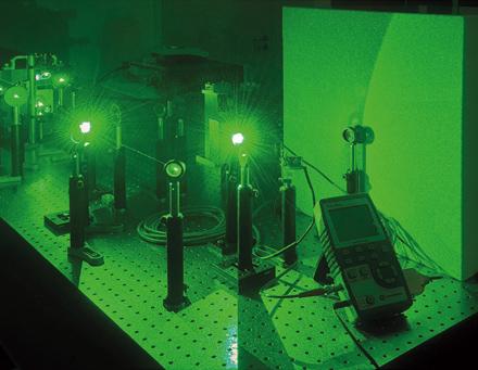 Laser Testing Lab from Laseroptik GmbH