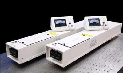 Lexel Quantum SHG Laser