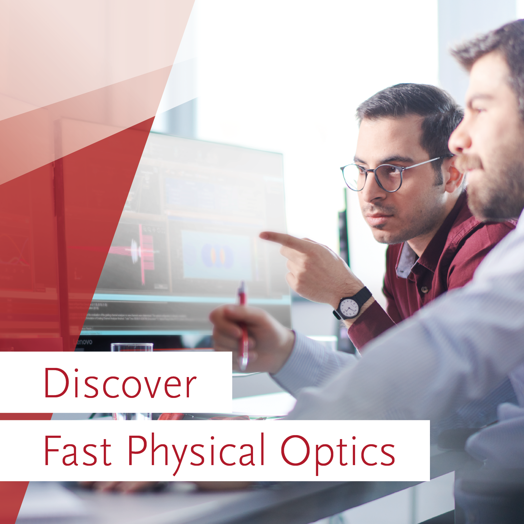 Discover Fast Physical Optics from LightTrans International UG