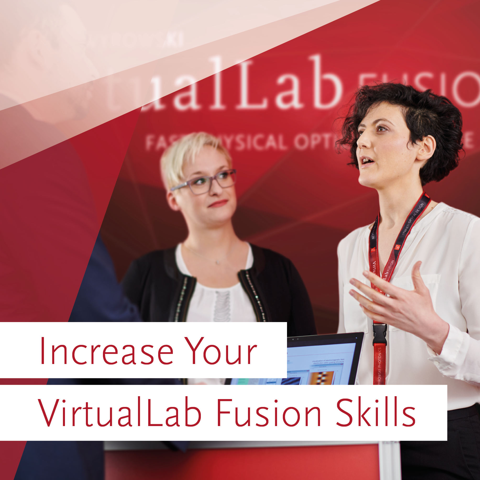 Increase Your VirtualLab Fusion Skills from LightTrans International UG