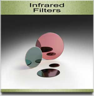 infrared filters from andover corporation