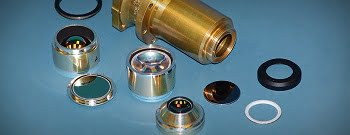 optical assemblies and objectives from II-VI Optical Systems