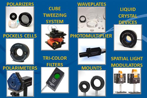 product family by Meadowlark Optics