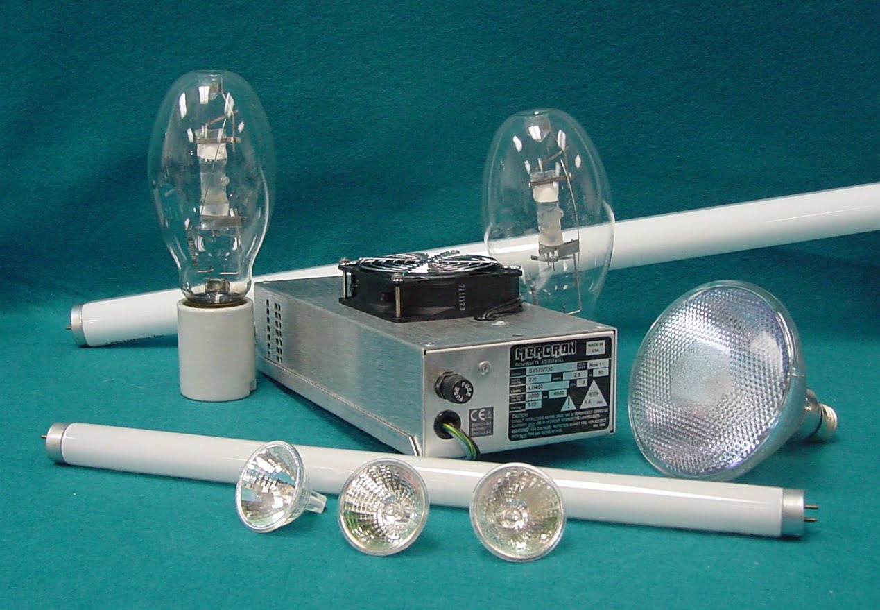 Mercron metal halide lightcontrollers