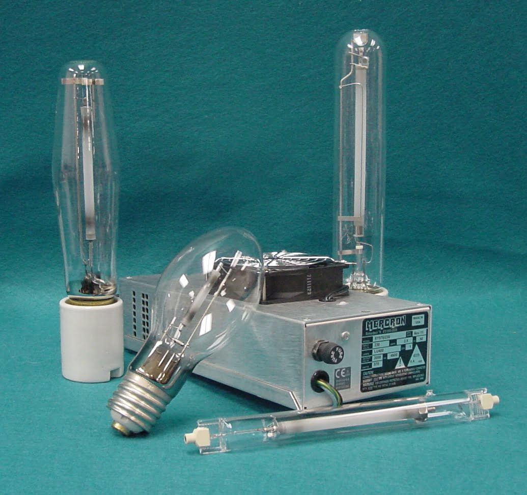 Mercron HP sodium lightcontrollers