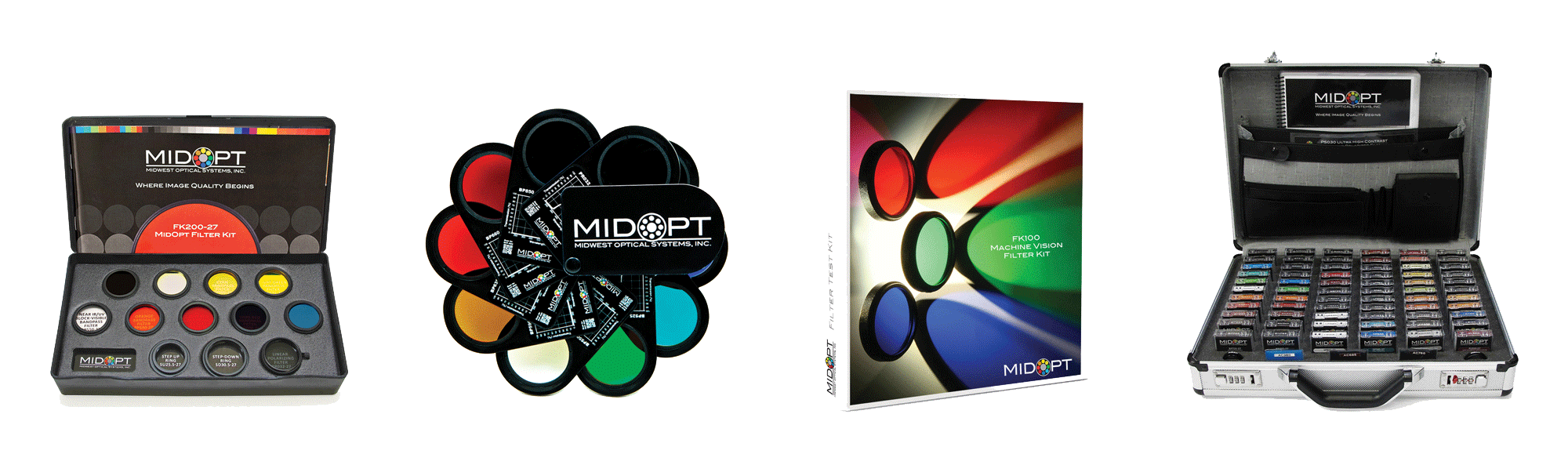 filter kits from midwest optical systems